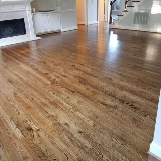 hardwood floor installation mint hill nc