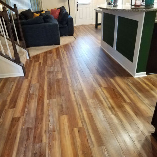 vinyl plank flooring mint hill nc