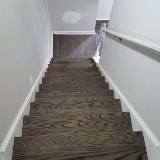 stair installation mint hill nc
