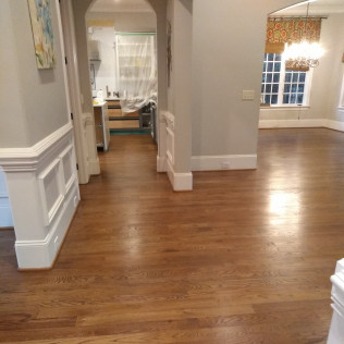 hardwood floor sanding mint hill nc